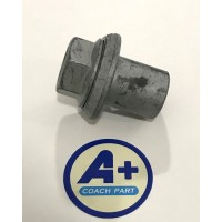 Nut, Drive Axle - Alum Wheel