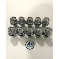 Chrome Lug Nut, Drive